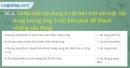 Câu 56.a, 56.b phần bài tập bổ sung – Trang 158 Vở bài tập Vật lí 9