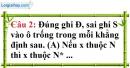 Phần câu hỏi bài 2 trang 7 Vở bài tập toán 6 tập 1