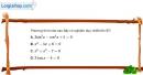 Bài 1.12 trang 9 SBT giải tích 12