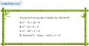 Bài 1.13 trang 9 SBT giải tích 12