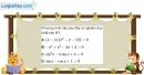 Bài 1.14 trang 9 SBT giải tích 12
