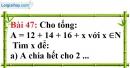 Bài 47 trang 35 Vở bài tập toán 6 tập 1