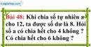 Bài 48 trang 35 Vở bài tập toán 6 tập 1