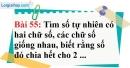 Bài 55 trang 38 Vở bài tập toán 6 tập 1