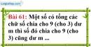 Bài 61 trang 42 Vở bài tập toán 6 tập 1