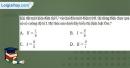 Bài 2.6 trang 7 SBT Vật lí 9