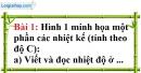 Bài 1 trang 72 Vở bài tập toán 6 tập 1
