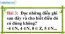 Bài 3 trang 74 Vở bài tập toán 6 tập 1