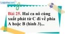 Bài 25 trang 86 Vở bài tập toán 6 tập 1