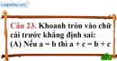 Phần câu hỏi bài 9 trang 92, 93 Vở bài tập toán 6 tập 1