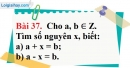 Bài 37 trang 93 Vở bài tập toán 6 tập 1