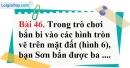 Bài 46 trang 99 Vở bài tập toán 6 tập 1