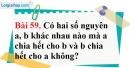Bài 59 trang 105 Vở bài tập toán 6 tập 1