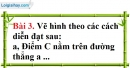 Bài 3 trang 118 Vở bài tập toán 6 tập 1
