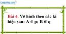 Bài 4 trang 119 Vở bài tập toán 6 tập 1