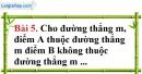 Bài 5 trang 119 Vở bài tập toán 6 tập 1