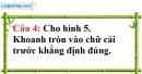 Phần câu hỏi bài 2 trang 120 Vở bài tập toán 6 tập 1