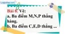 Bài 8 trang 121 Vở bài tập toán 6 tập 1