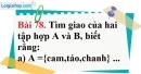 Bài 78 trang 54 Vở bài tập toán 6 tập 1