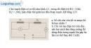 Bài 4.3 trang 9 SBT Vật lí 9