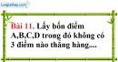 Bài 11 trang 124 Vở bài tập toán 6 tập 1