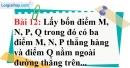 Bài 12 trang 125 Vở bài tập toán 6 tập 1