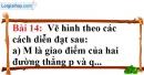 Bài 14 trang 126 Vở bài tập toán 6 tập 1
