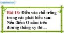 Bài 18 trang 129 Vở bài tập toán 6 tập 1