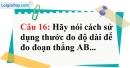 Phần câu hỏi bài 7 trang 133 Vở bài tập toán 6 tập 1