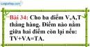 Bài 34 trang 138 Vở bài tập toán 6 tập 1