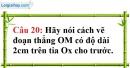 Phần câu hỏi bài 9 trang 139 Vở bài tập toán 6 tập 1