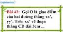 Bài 43 trang 145 Vở bài tập toán 6 tập 1