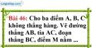 Bài 46 trang 146 Vở bài tập toán 6 tập 1