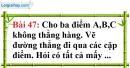 Bài 47 trang 146 Vở bài tập toán 6 tập 1