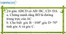 Bài 2 trang 80 SBT toán 8 tập 1