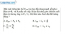 Bài 4.12 trang 11 SBT Vật lí 9