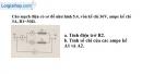 Bài 5.5 trang 14 SBT Vật lí 9
