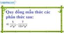 Bài 12 trang 57 Vở bài tập toán 8 tập 1