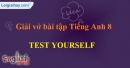 Test yourself 4 - Trang 54 VBT Tiếng Anh 8 mới
