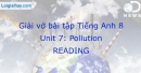 Reading - Unit 7 VBT Tiếng Anh 8 mới