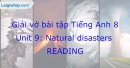 Reading - Trang 22 Unit 9 VBT Tiếng Anh 8 mới