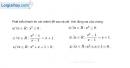 Bài 1.11 trang 9 SBT đại số 10
