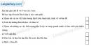 Giải bài 3 trang 6 vở bài tập Địa lí 6