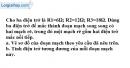 Bài 6.11 trang 18 SBT Vật lí 9