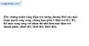 Bài 6.13 trang 18 SBT Vật lý 9