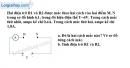 Bài 6.2 trang 16 SBT Vật lí 9