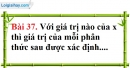 Bài 37 trang 80 Vở bài tập toán 8 tập 1