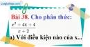 Bài 38 trang 81 Vở bài tập toán 8 tập 1