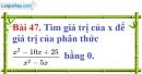 Bài 47 trang 87 Vở bài tập toán 8 tập 1