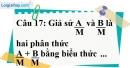 Phần câu hỏi bài 5 trang 63, 64 Vở bài tập toán 8 tập 1